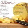 What Goes Well with Rutabaga