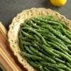 Green Bean with Lemon & Parsley