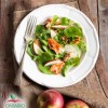 Ontario Apple and Smoked Trout Salad