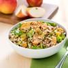 Roasted Apple, Quinoa & Wild Rice Salad