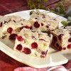 Cranberry Nut Bars