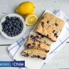 Vegan Blueberry Lemon Loaf