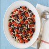 Jicama, Black Bean and Tomato Salad