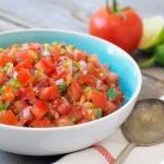 Basic Tomato Salsa