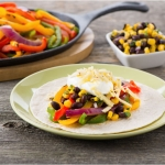 Sweet Pepper Fajitas
