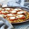 Tomato Caprese Flatbread