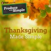 Thanksgiving Made Simple