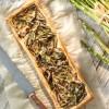 Asparagus and Ontario Mushroom Tart