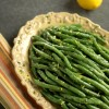 Green Bean with Lemon & Parsley