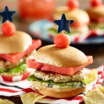 Summer Turkey Sliders