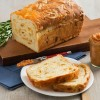 Cheesy Herbed Potato Bread with Caramelized Onions