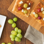 Rosemary and Grape Flatbread