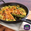 Brussels Sprout Frittata