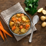 Chicken and Potato Stew (Root Vegetable Stew)