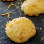 Cheddar Potato Buns