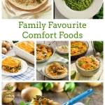 Family Favourite Comfort Foods