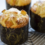 Bartlett Pear Muffins