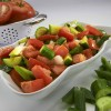 Kimchi Tomatoes