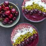 Cherry Açai Bowls
