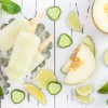 Honeydew Melon Popsicles