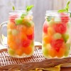 Melon-Infused Water