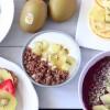 Breakfast Ideas with Kiwi