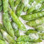 Snap Pea Parmigiano