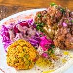 Maro's Lebanese-Style Fried Cauliflower