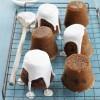 Cardamom Espresso Potato Cakes
