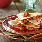Ontario Potato Quesadillas