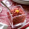 Ontario Pear and Cranberry Salsa