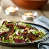 Portobello Mushroom and Walnut Salad