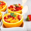 Orange Berry Fruit Salad