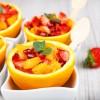 Orange Berry Fruit Salad
