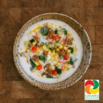 Smokey Ham & Bell Pepper Chowder