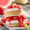 Strawberry-Watermelon Shortcake