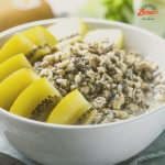 SunGold Kiwifruit Breakfast Power Bowls