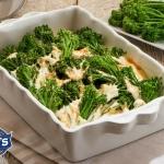 Broccolini® Au-Gratin