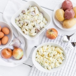 Classic Potato Salad - Two Ways!