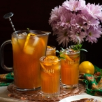 Smoked Maple Whisky Lemonade