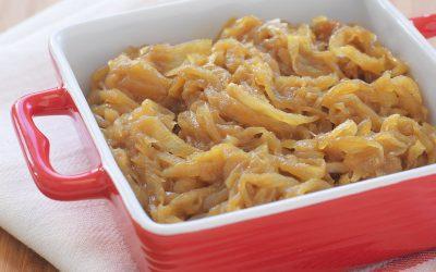 Caramelized Onions – Two Ways!