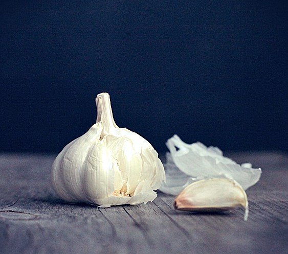 how to select and store garlic