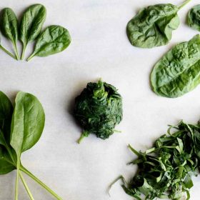 different ways to prepare spinach
