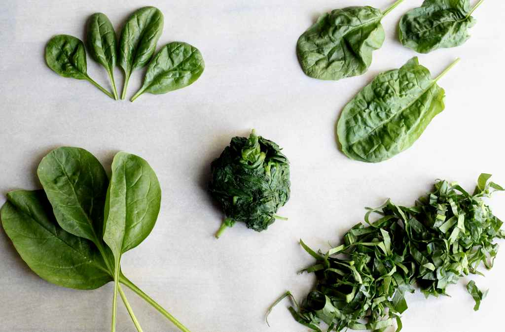 How To Prepare Spinach - Produce Made Simple