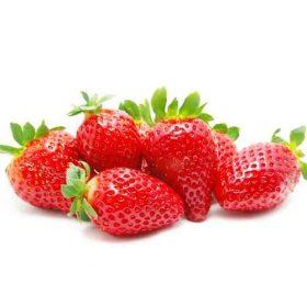 Strawberry Serving Ideas