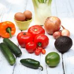 ingredients that go well with tomatoes