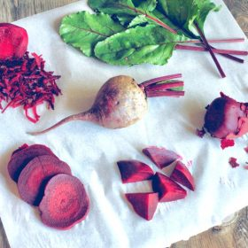 Different ways you can prepare beets, beetroot