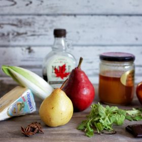 Ingredients that go well with pears