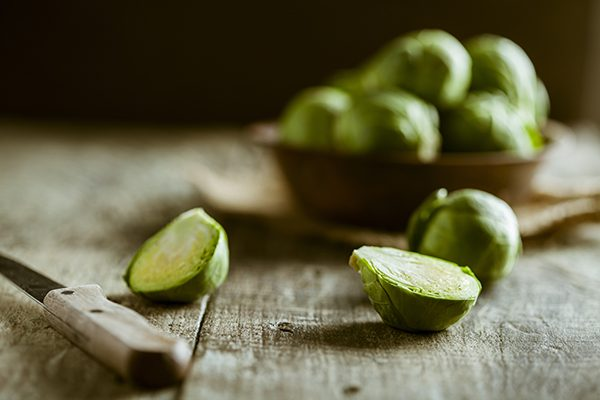Brussels Sprouts Tips