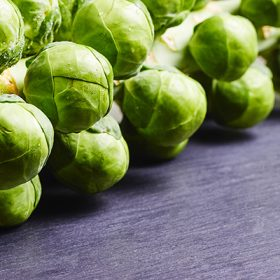 How To Select and Store Brussels Sprouts